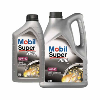 mobil super 2000 x1 10w 40