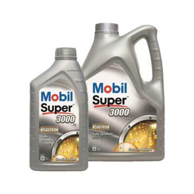 mobil super 3000 x1 5w 40