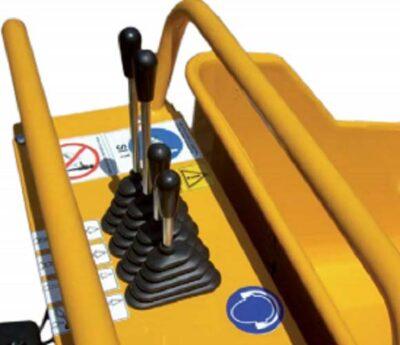 batmatic minidumper pr600 det