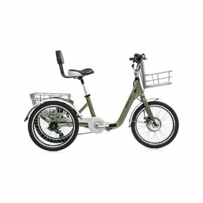 "monty τρικυκλο ηλεκτρικο ποδηλατο e-132 20"" 36V / 9Ah"